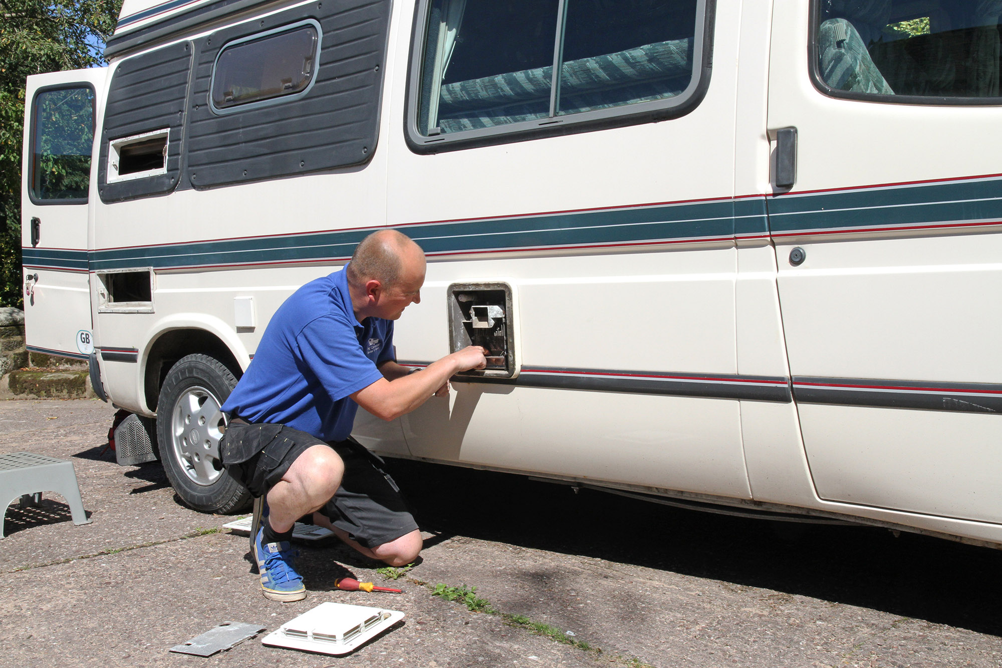 Motorhome Repairs Stafford