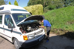 Caravan Servicing Cannock
