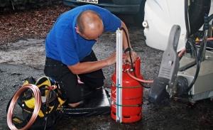 Caravan / Motorhome Gas Tests